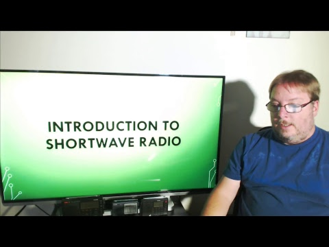 Shortwave Radio for the Beginner series...