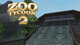 Boreal Zoo #1: Entrance & Gift Shop