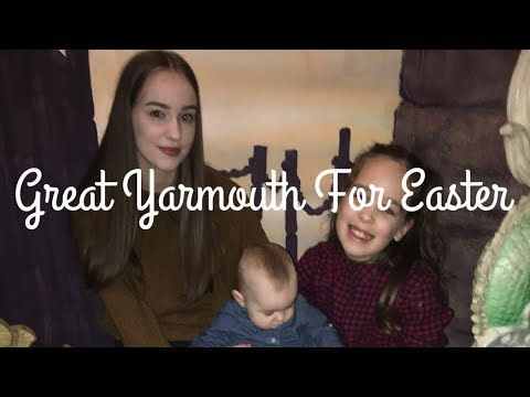 WEEKLY VLOG - OFF TO GREAT YARMOUTH :)