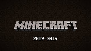 Tribute: Ten Years of Minecraft