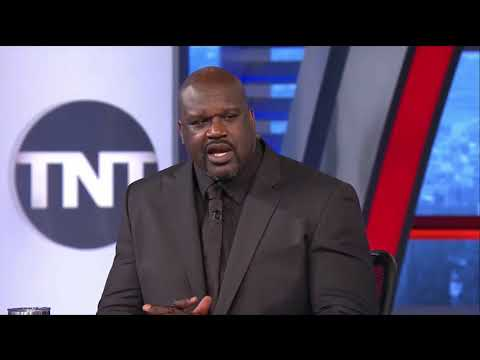 Inside The NBA | Chuck and Shaq disagree on Toronto Raptors Playoff Chances