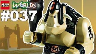 LEGO WORLDS #037 Der große Troll 🐲 Let