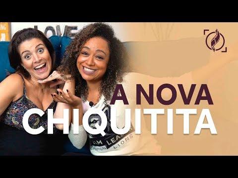 Estamos gravando! Chiquititas, casamento, gravidez e muito amor com Renata Del Bianco.