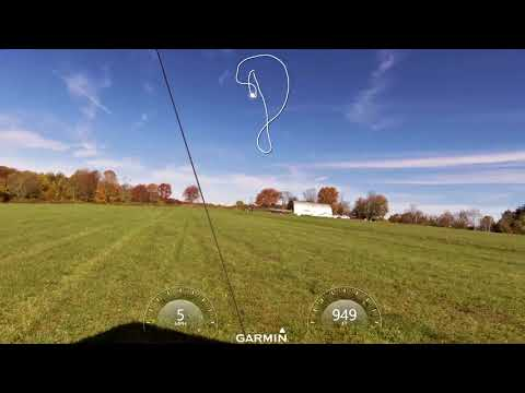 Hang Glider Winch Towing 10/22/2017
