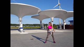 Jump by Major Lazor & Busy Signal zumba choreo by Wendy Dance