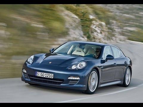 evo Diaries- Porsche Panamera 3.0lt V6 Diesel review