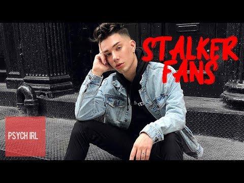James Charles' Stalker | The YouTuber Stalking Trend