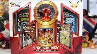Opening The Best Red & Blue Charizard EX Box!!!