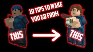 ROBLOX 10 Arsenal tips
