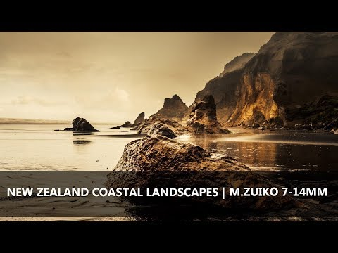 Olympus 7-14mm PRO | NZ Coastal Landscapes