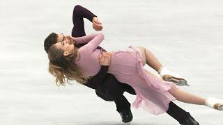 Mondiaux de patinage : Papadakis et Cizeron sacrés pour la 4e fois !
