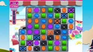 Candy Crush Saga 607 USING FROG! No Boosters