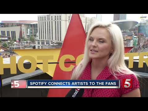 Spotify Brings 'Hot Country' To Ole Red During CMA Fest