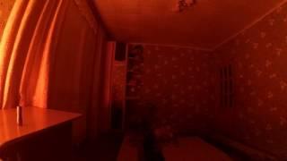 Короткометражный фильм ужасов (ПРИЗРАК В КОМНАТЕ)