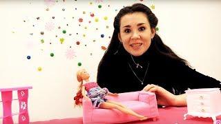 Игры для девочек: Штеффи и гимнастика. Куклы для девочек