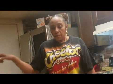 Cooking Pepper Steak And Hot Water Cornbread