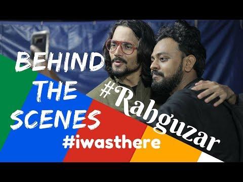 Bhuvan Bam Rahguzar BB Ki Vines | Behind The Scenes Vlog | #iwasthere | Anshul Sharma