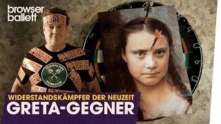 Greta-Gegner – Widerstandskämpfer der Neuzeit
