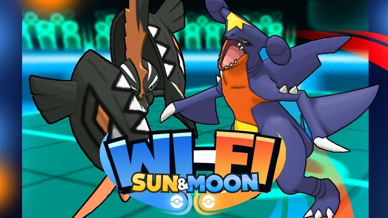 Pokémon Sun & Moon Wi-Fi Battle Stream Highlight - \