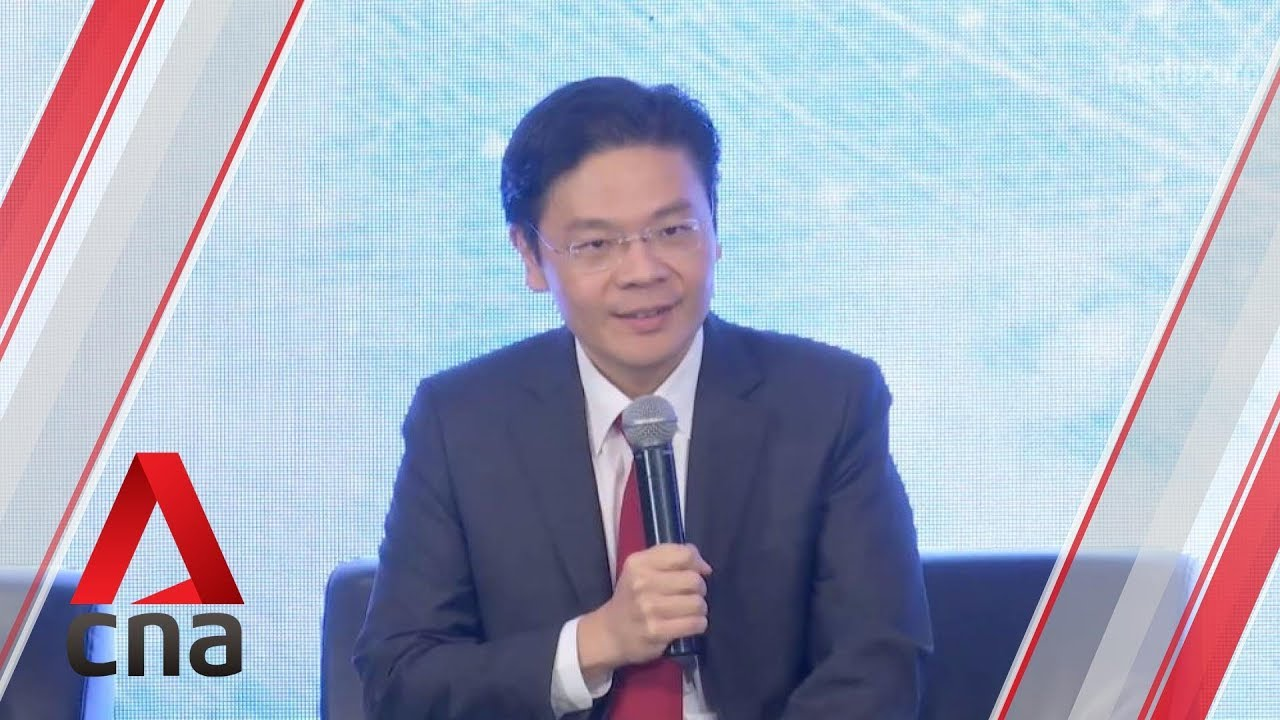 Singapore's housing model won't work for Hong Kong: Minister Lawrence Wong