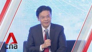 Singapore's housing model won't work for Hong Kong: Minister Lawrence Wong