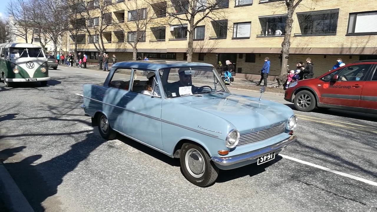 Vanhat Autot Joensuu