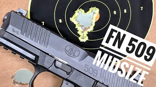 FN 509 Midsize review: a truly heroic pistol with a single flaw