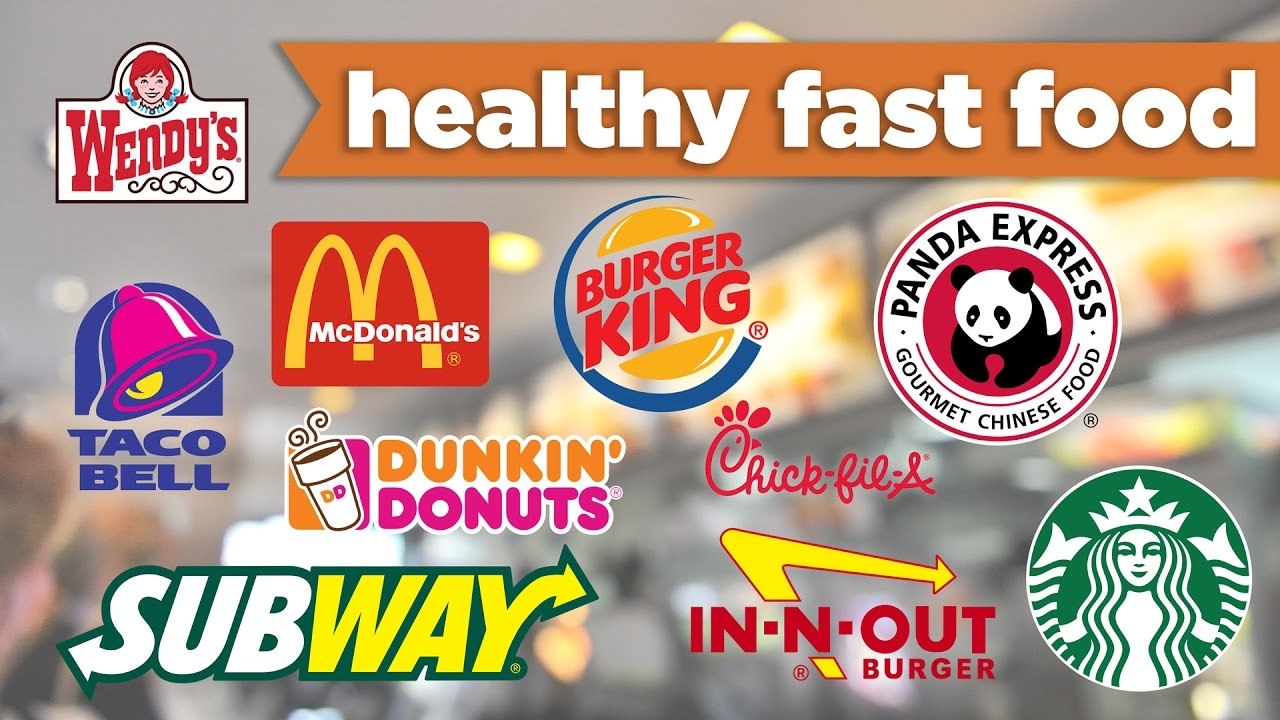Healthy Fast Food Meal Choices! Under 500 Calories €� Mcdonalds, Subway, &  More!  Mind Over Munch