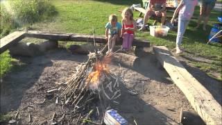 Weekendje camping Maka
