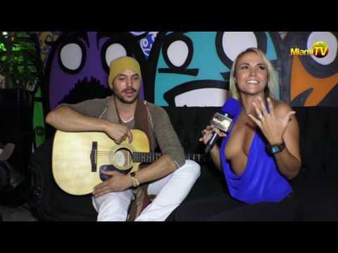 Jenny Scordamaglia  - Miami TV with Jorge Morenos