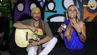 Jenny Scordamaglia    Miami TV with Jorge Morenos