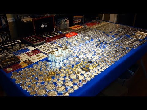 4-Year Full Silver and Gold Stack! (1,678oz silver | 9.84oz gold)
