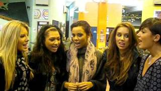 Issues Acapella - The Saturdays (Base 51...