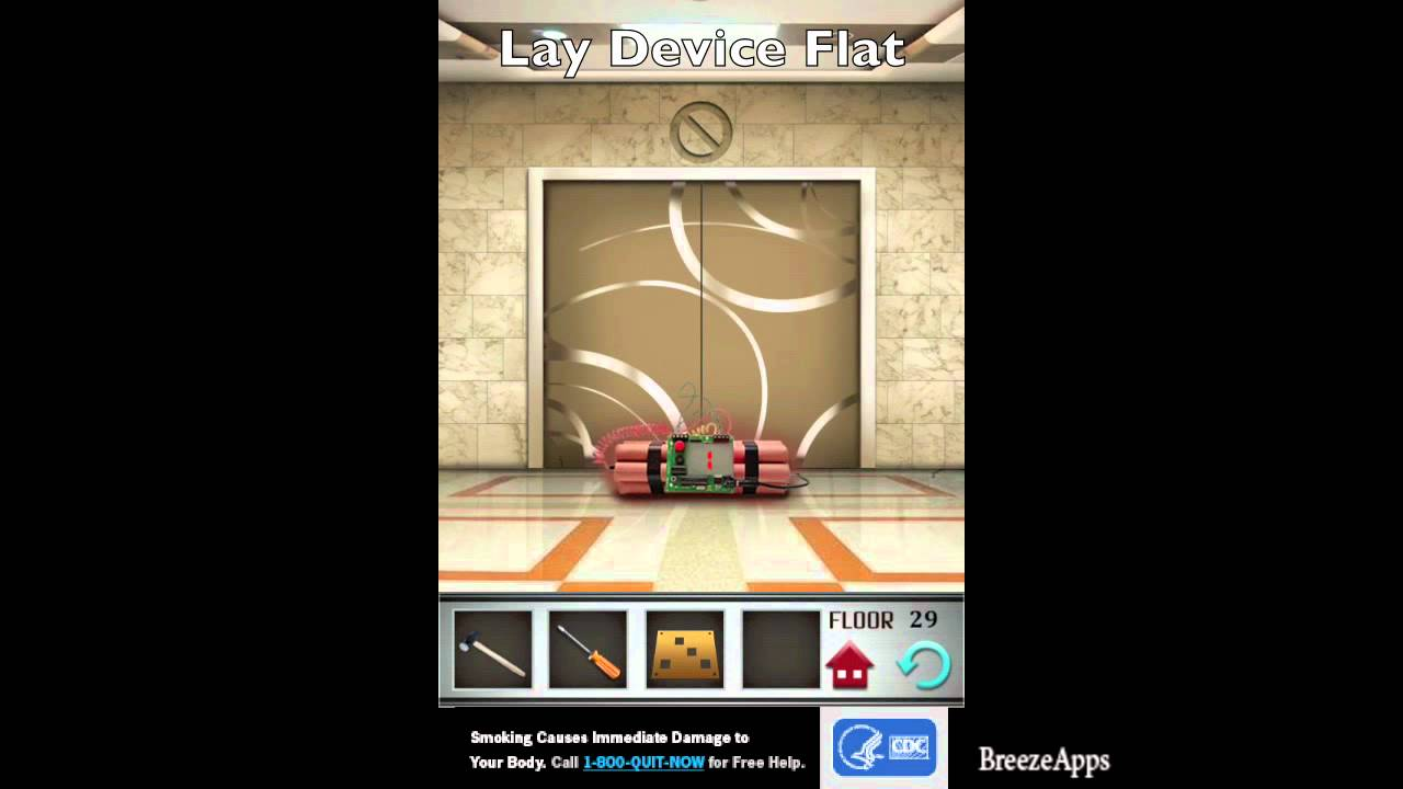 100 floors level 29 walkthrough 100 floors solution floor for 100 floors 17th floor answer