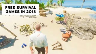 Top 10 Survival Games For Android 2018《AD games 》