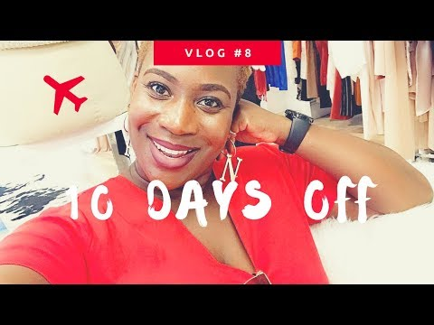 Reserve Life By Design// VLOG #8 //10 DAYS OFF