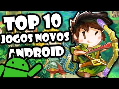 Os 10 Melhores Jogos NOVOS Para Android - #69 2015
