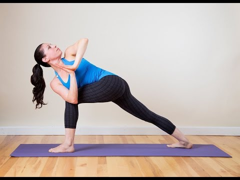 Easy Yoga Workout to Reduce Stubborn Belly Fat | Get a Flat Tummy at H…