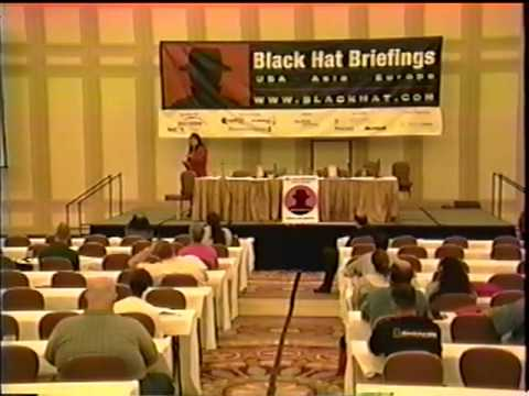 Black Hat USA 2002 - Scene of the Cybercrime