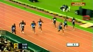 Top 5 Fastest Men Ever On 100m