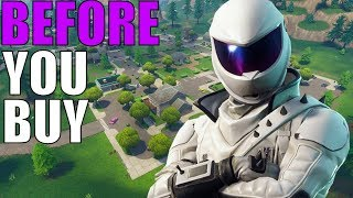 Overtaker - Before You Buy/Gameplay - Fortnite Skins