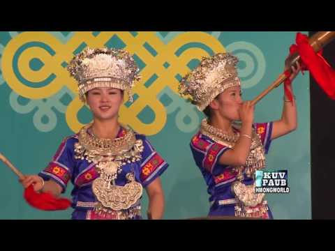 HMONGWORLD: Part1 Hmong/Miao of Guizhou, China Presented Hmong Culture & Traditions in DC