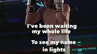 Carrie Underwood - The Champion ft. Ludacris -(Liryc Video)