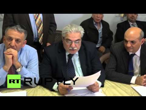 Syria: Russia-US initiative 'may be last chance' to stop bloodshed - opposition