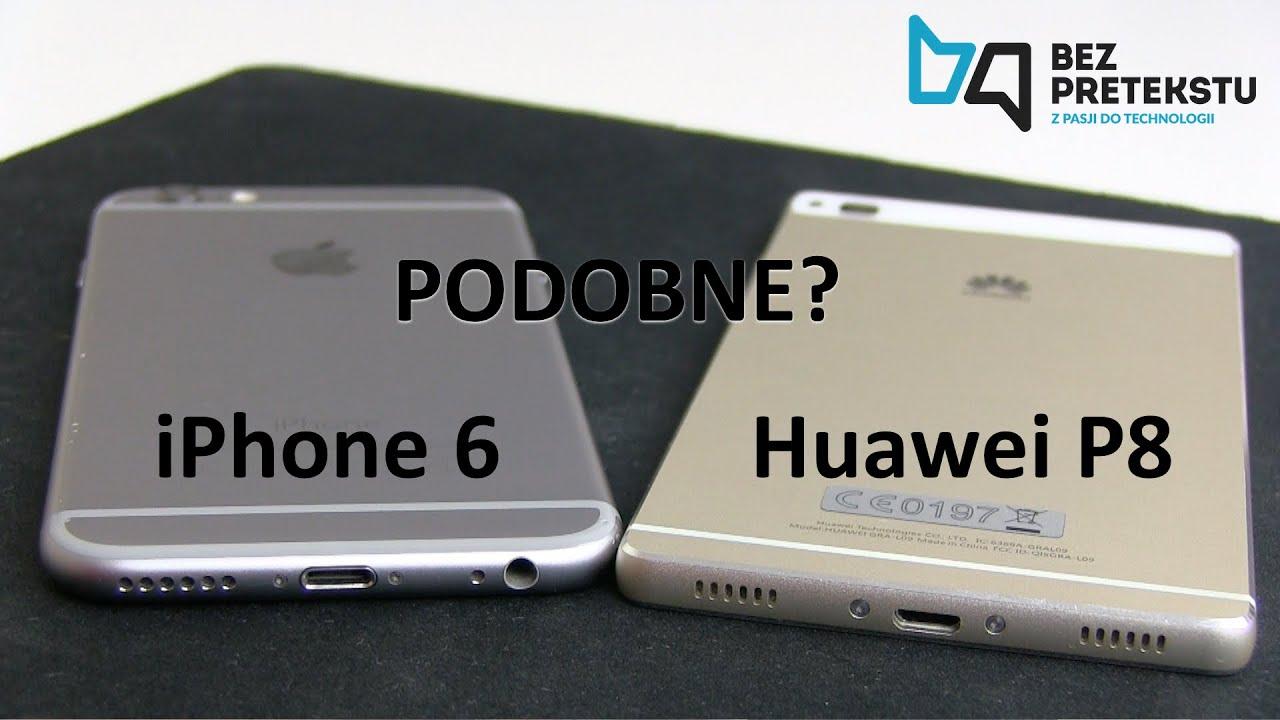 huawei p8 lite vs iphone 6. huawei p8 lite vs iphone 6