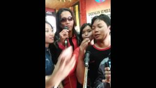 Thomas arya live show in TMII JAKARTA