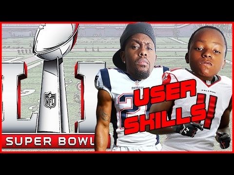 JULIO JONES VS MALCOLM BUTLER! WHO COMES OUT ON TOP? - User Skills Challenge Ep.5