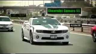 Dubai Police with Lamborghini Aventador Ferrari FF, Chevrolet Camaro: fastest cop cars in the world!
