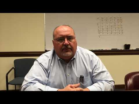 Spartanburg County Coroner Rusty Clevenger