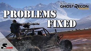 Ubisoft Are Listening - Beta Problems Fixed - Ghost Recon Wildlands